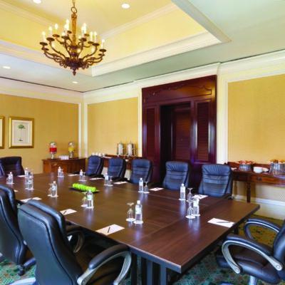 Hyatt-Ziva-Rose-Hall-Rose-Hall-Boardroom-Set-Up